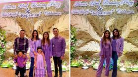 Kejutan di Hari Ulang Tahun ke-22 Aurel Hermansyah