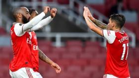 Arsenal Bungkam Juara Liga Inggris 2019-2020