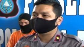 Polisi Tangkap Penipu Perumahan Syariah saat Nongkrong di Kafe
