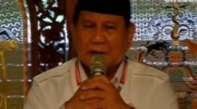 Prabowo Subianto resmi disahkan kembali sebagai Ketua Umum Partai Gerindra