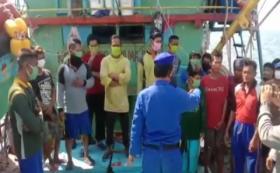 5 Jenazah Ditemukan Dalam Kulkas di Kapal Nelayan di Kepulauan Seribu