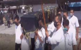 Jenazah Korban Mutilasi di Kalibata City Dimakamkan di Sleman