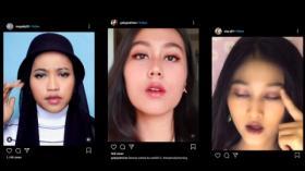 Viral  Stopbodyshaming Lewat Makeup Challenge