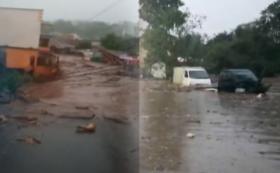 Viral Banjir Bandang Sukabumi, Pabrik Air Mineral Terendam
