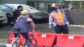 5 Jalan Utama Kota Bandung Ditutup, Tekan Penyebaran Covid-19