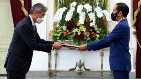 Sung Kim, Dubes Baru Amerika untuk RI Keturunan Imigran Asia
