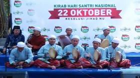 Sejarah Hari Santri, Resolusi Jihad hingga Pertempuran 10 November