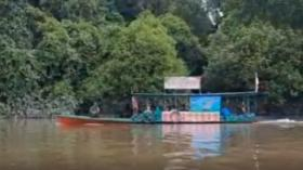 Perpustakaan Apung di Batas Negeri, Sumbangsih TNI untuk NKRI