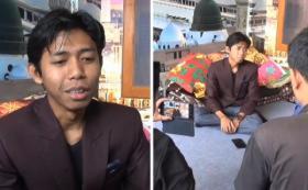 Gus Nur Ditangkap, Ini Tanggapan Anak Gus Nur