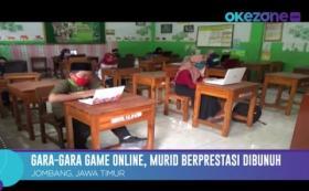 Gara-Gara Game Online, Murid Berprestasi Dibunuh