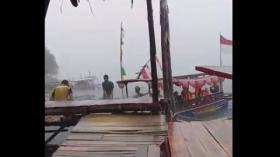 Perahu Wisata Tenggelam di Pandeglang, 3 Penumpang Tewas