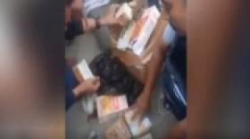 Polisi Berpakaian Preman Gagalkan Peredaran 7 KG Sabu