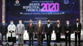 Lemhannas Gandeng MNC Media Gelar Diskusi Geopolitical Landscape In The COVID-19 Era