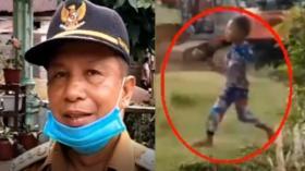 Viral, Penampakan Tiga Anak Hilang di Langkat