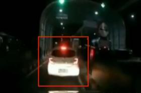 Viral, Pengendara Mobil Terobos Tol Becakayu