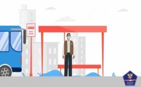 Tips Untuk Pengguna Moda Transportasi Umum Saat Pandemi