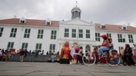 23 Ribu Wisatawan Padati Ancol, Puluhan Orang Terjaring Razia di Kota Tua