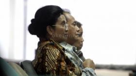 Mantan Menkes Siti Fadilah Akhirnya Hirup Udara Bebas