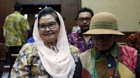 Perjalanan Panjang Kasus Siti Fadilah hingga Menghirup Udara Bebas