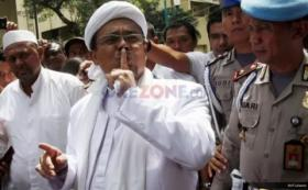 Habib Rizieq Shihab Dinyatakan Negatif Covid-19