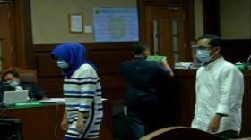 Sidang Lanjutan Pinangki, Dua Saksi Dikonfrontir