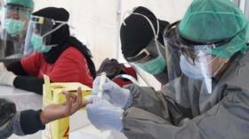 Imbas Kerumunan Acara Rizieq Shihab, Ratusan Warga Tebet di-Rapid Test