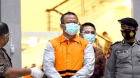 Jadi Tersangka Kasus Korupsi, Edhy Prabowo Mohon Maaf ke Ibu