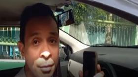 Razia Parkir Liar, Sopir Ini Berdalih Hanya Berhenti Sebentar untuk Angkat Telepon