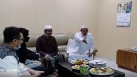 Rizieq Shihab Dirawat di RS Ummi, Bogor