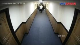 Detik-Detik Penangkapan Artis ST dan MA di Hotel