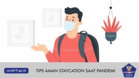 Tips Aman Staycation Saat Pandemi