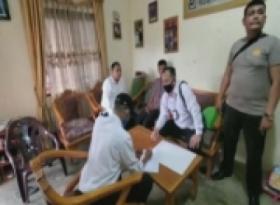 Penghina Presiden Jokowi Ditangkap di Rumahnya