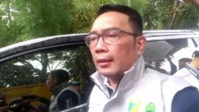 Wali Kota Cimahi Ditangkap, Ini Reaksi Ridwan Kamil