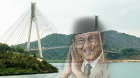 Jembatan BJ Habibie Jadi Destinasi Wisata Favorit di Batam