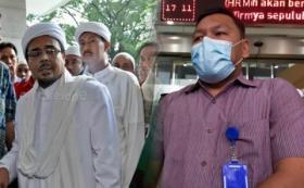 Hasil Swab Rizieq Jadi Polemik, Dirut RS UMMI Bogor Minta Maaf