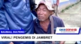 Viral Kakek-Kakek Pengemis Dijambret, Polisi Lepaskan Tembakan