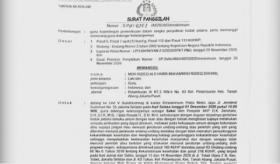 Kasus Kerumunan, Rizieq Shihab & Menantu Dipanggil Penyidik Hari Selasa