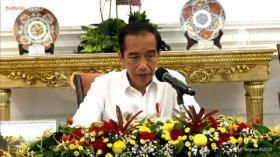 Jokowi Kecewa Penanganan Covid-19, Semuanya Memburuk