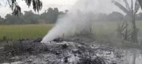 Semburan Gas Beracun di Indramayu Resahkan Warga
