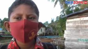 Perjuangan Siswa SD Pulau Terpencil Arungi Lautan Demi Menuntut Ilmu