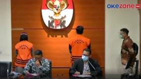 KPK Tahan Dua Tersangka Dugaan Korupsi di Bakamla