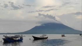 Waspada! Aktivitas Gempa di Gunung Ile Lewotolok Masih Tinggi