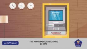 Tips Aman Mengambil Uang di ATM