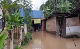 Banjir Masih Menggenangi 6 Desa di Purbalingga, Ratusan Warga Mengungsi