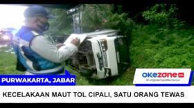 Kecelakaan Maut Tol Cipali Akibat Mobil Berhenti di Bahu Jalan