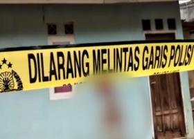 Pria Tewas di Bacok Tetangganya di Bogor
