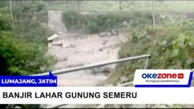 Banjir Lahar Gunung Semeru