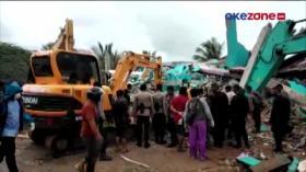 Satu Korban Gempa Mamuju Diselamatkan dari Runtuhan Rumah Sakit Mitra Manakarra