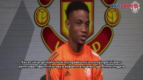 Amad Diallo Resmi Gabung Manchester United