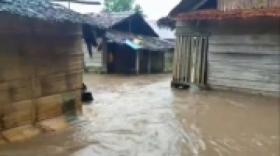 Banjir Melanda Maluku Utara, Ratusan Rumah Terendam